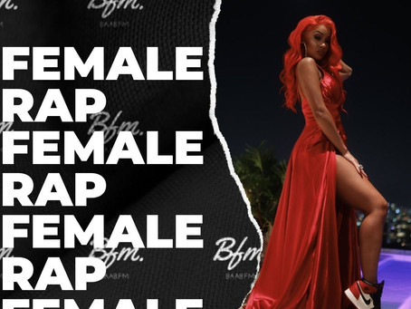 Female Rap new additions: Saweetie - Back to The Streets, City Girls -Flewed Out + more