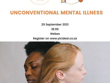 Upcoming Events: #DigitalConversations Unconventional Mental Illness + Workspaces of the Future