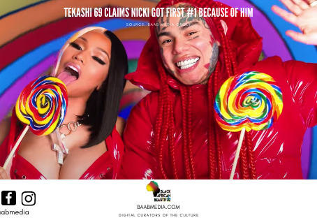 #WKNDWRAPUP Tekashi 69 Claims Nicki Minaj Received First #1 Because of Him + Secrets of Amazon