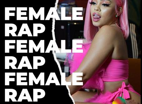 *new updates* female rap a $AUCE BABY playlist