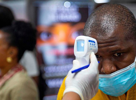 116 COVID-19 Confirmed Cases in South Africa