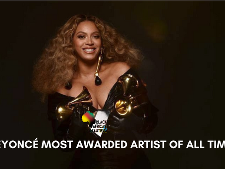 Grammys: Beyoncé Most Awarded Artist of All Time