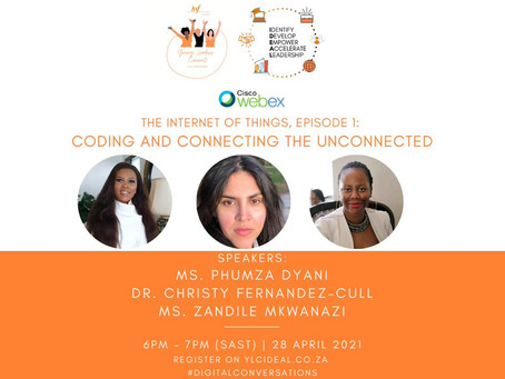 The Internet of Things Series: Coding and Connecting the Unconnected