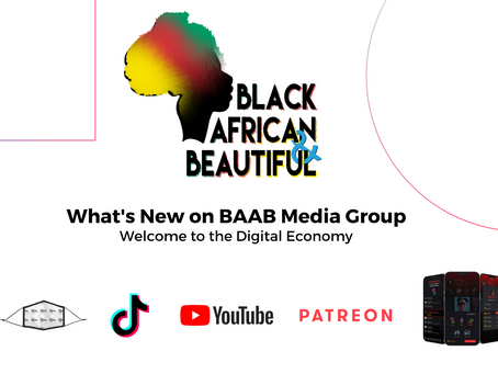 What's New on BAAB Media Group 2021!