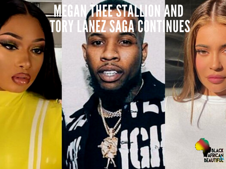 #WKNDWRAPUP Megan Thee Stallion and Tory Lanez Saga Continues, New BAAB FM Visuals & COVID-19 Health