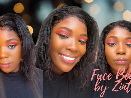 How to Perfect a Cat Eye on Face Beats by Zintle