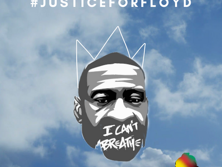 African Americans Stand Up Against Police Brutality After George Floyd Was Murdered #JusticeForFloyd