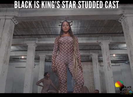 #WKNDWRAPUP Beyoncé's Black is King Features Lupita Nyong'o, Naomi Campbell, and more