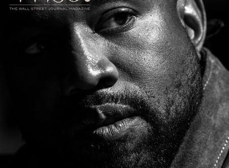 Kanye West Covers WSJ Magazine