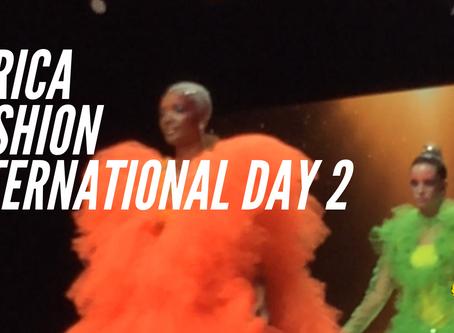 Africa Fashion International Day 2