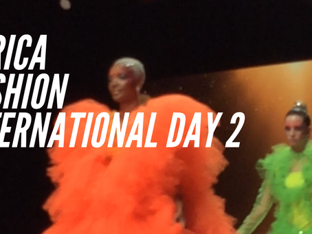 Africa Fashion International Day 2