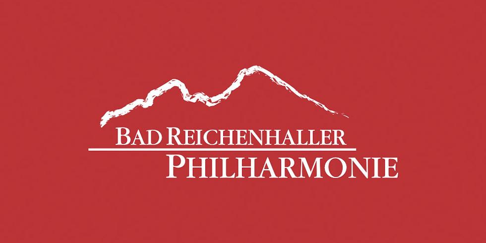 Concert with Bad Reichenhaller Philharmonie (second edition)