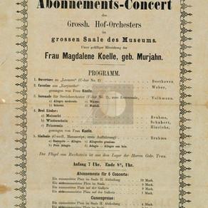 ブラームス: 交響曲第1番 ハ短調 作品68 (連弾版)