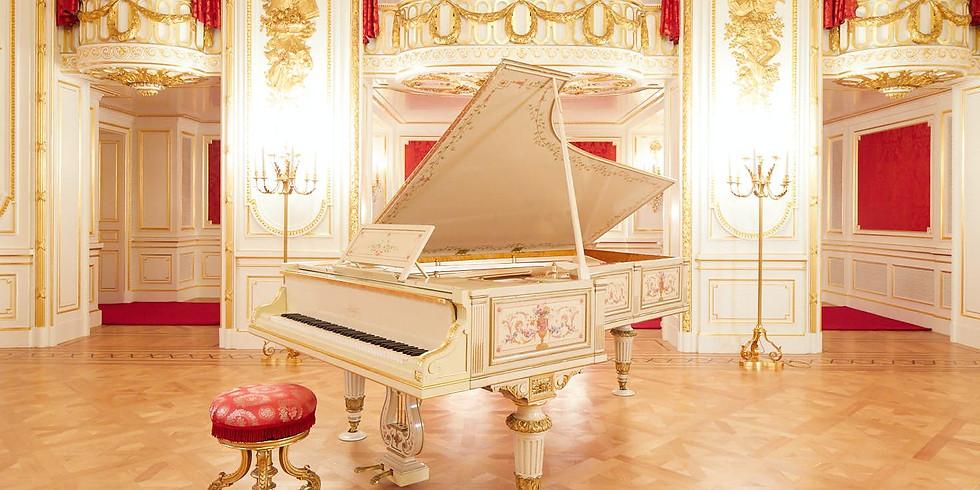 迎賓館特別演奏会 (1906年製エラール)