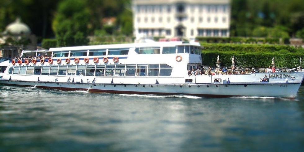 2019.07.13 / Note sul Lago, Pezzi di C.Schumann e Brahms