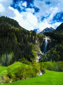 Fall in Tirol