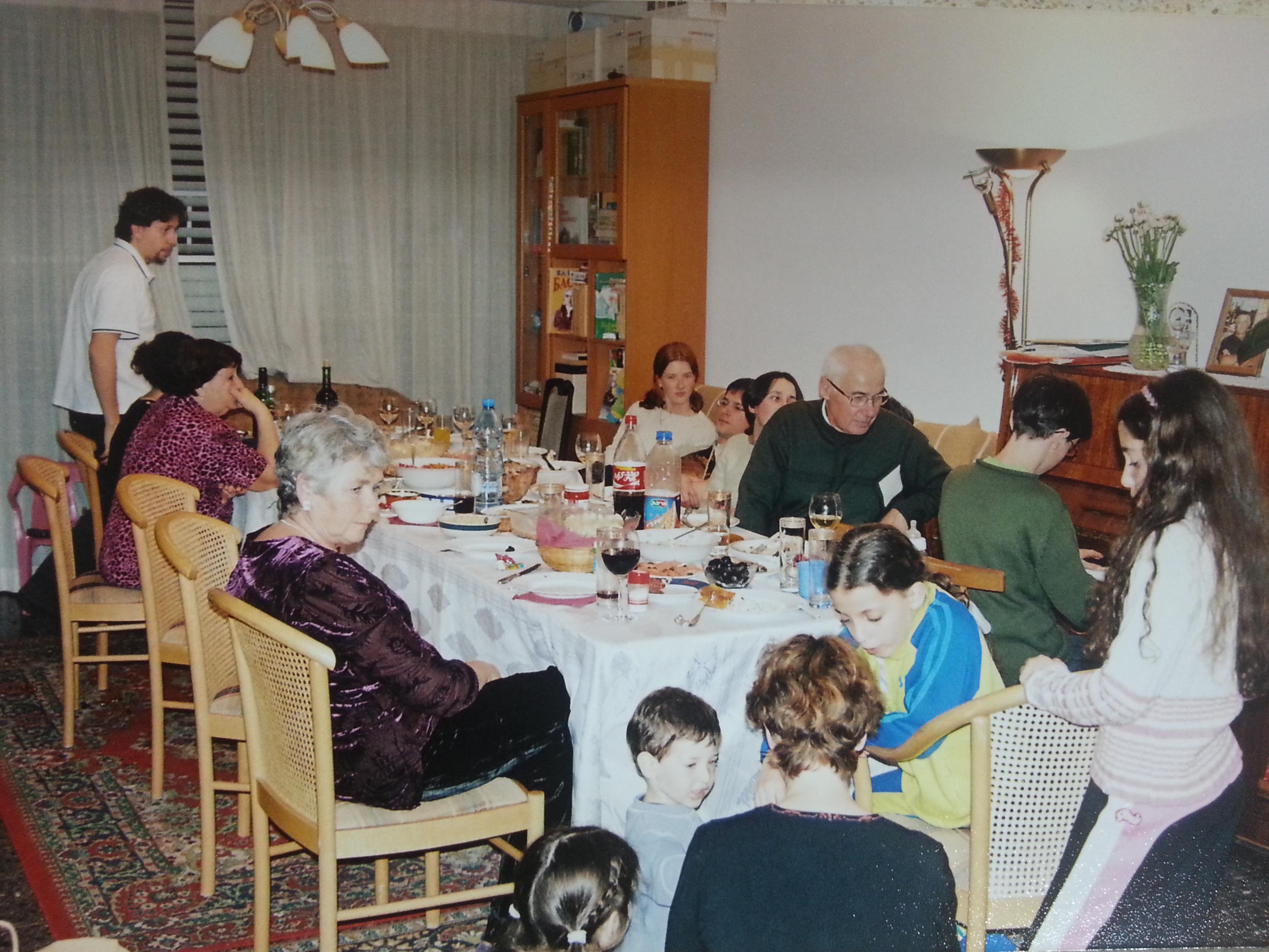 Dan Vershkov, 2006 או 2007, ראשון לציון. בית משפחת ורשקוב(3)