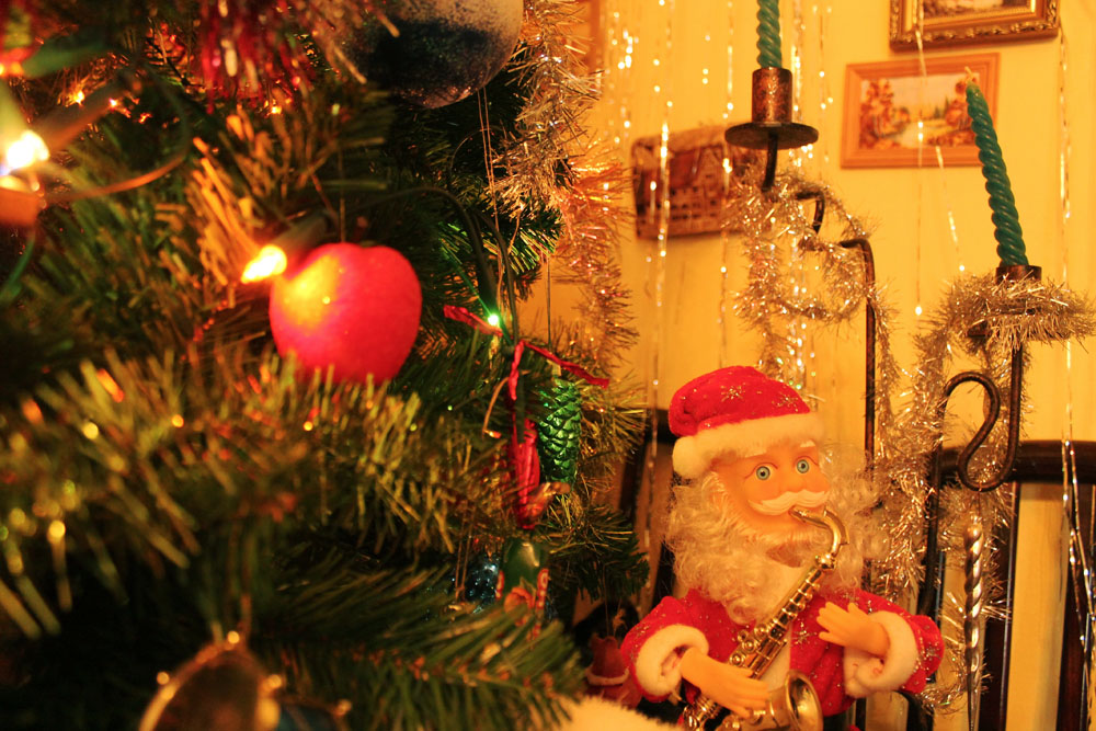 Sigi Golan, בית שמש, השנים האחרונות. חגיגות נובי גוד בבית המשפחה(2)