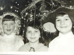 חגיגת נובי גוד בגן ילדים בשנת 1990 באוקראינה