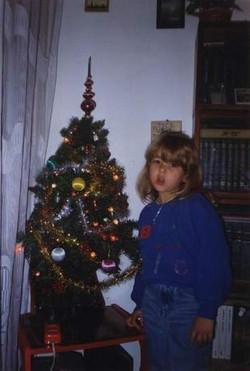 יאנה ניקנורוב, 1992, ישראל. אני בת 5, בשנה השניה לעלייתנו לישראל