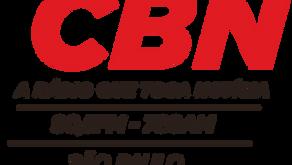 Rádio CBN faz reportagem sobre a ONG CECIDIAIDELCIO
