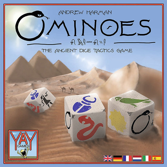 OMINOES - The Dice Game for Everyone