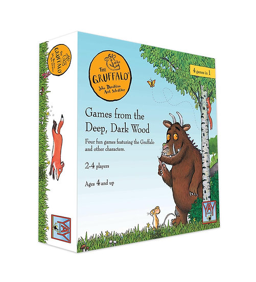 Games from the deep, dark wood