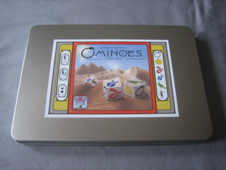 'OMINOES' is here and on sale!