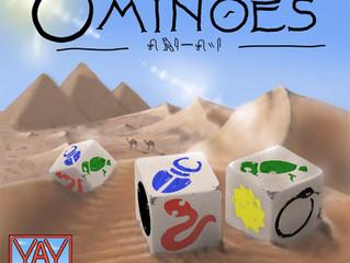 Ominoes is coming.