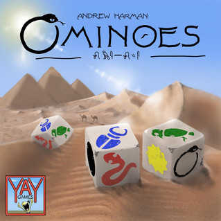 Ominoes is coming.