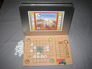 OMINOES - Now ready to Pre-Order and Collect at Essen.