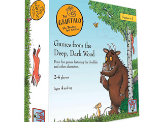 The Gruffalo is coming!