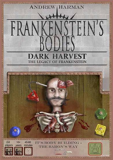Frankenstein's Bodies First Edition