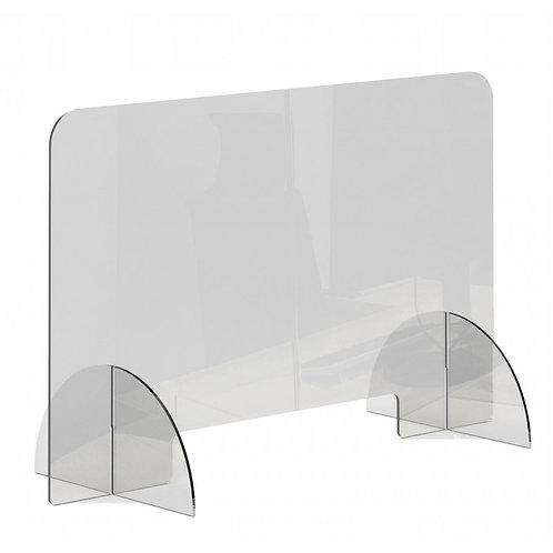 Panou protectie din plexiglas transparent 1000x700