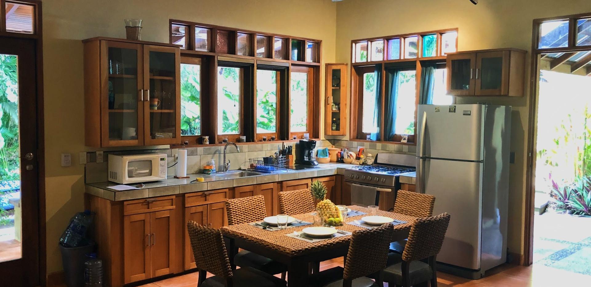 2nd Villa Kitchen Area