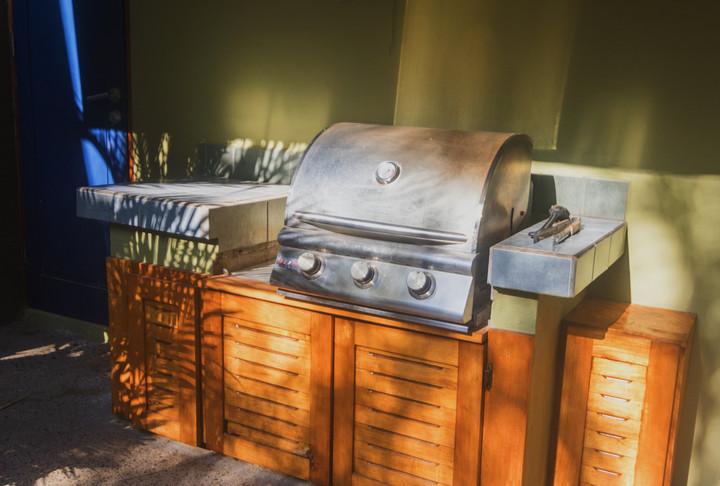 Villa Amenity - BBQ Grill