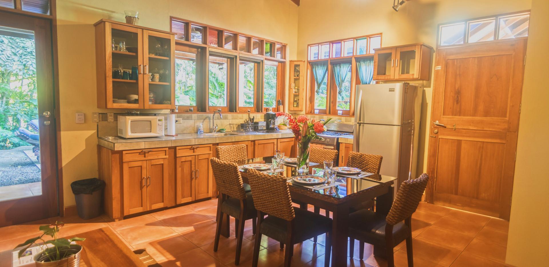 2nd Villa Dining Area