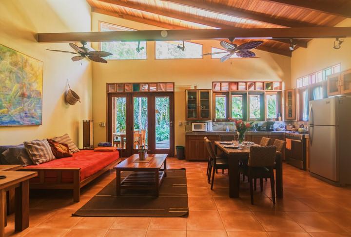 2nd Villa Inside Area
