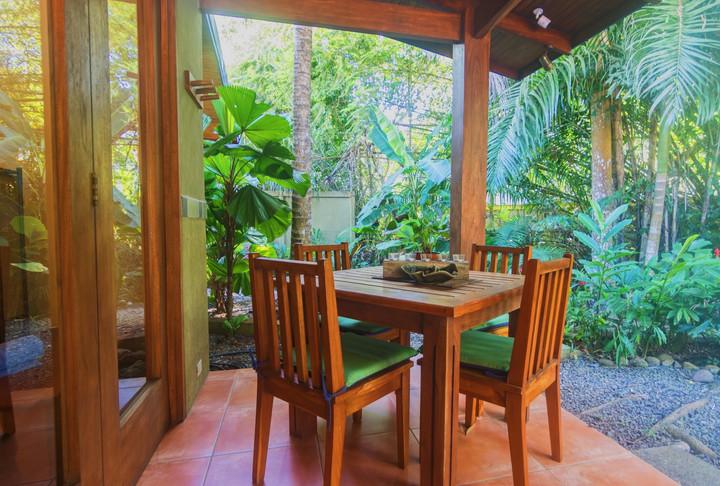 2nd Villa Patio