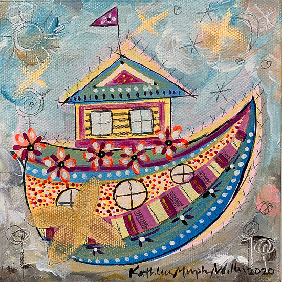 Boat A  6 x 6
