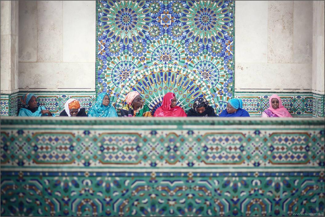"""Viktorija Saparė – """"Mosaic"""" (Morocco, 2016)"""