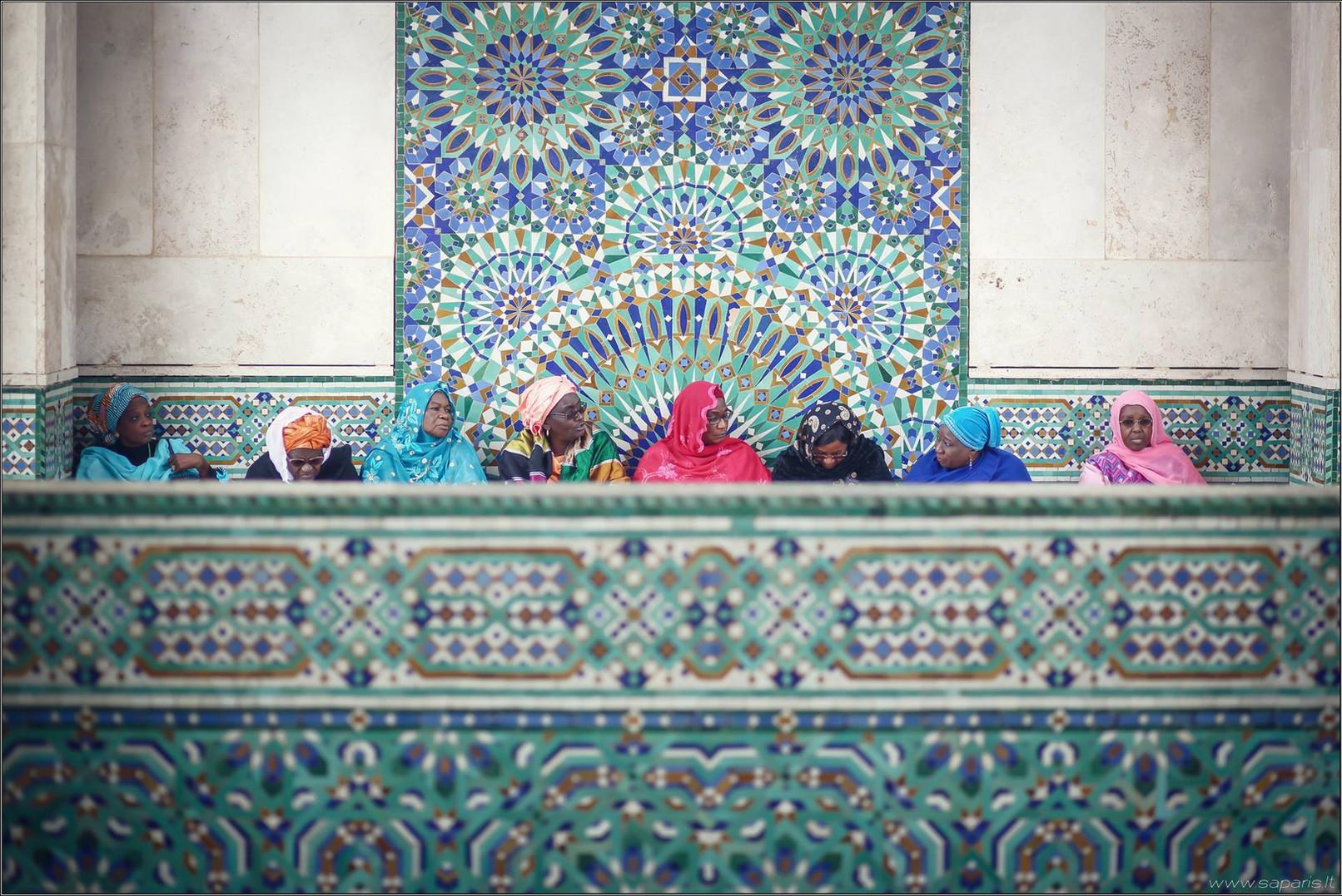 """Viktorija Saparė – """"Mozaika"""" (Marokas, 2016 m.)"""