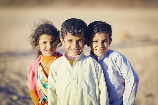 "Tomas Saparis – ""Desert children"" (Egypt, 2015)"