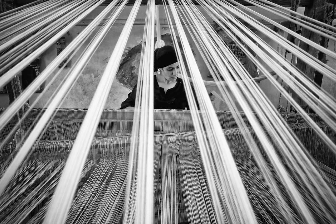 """Ramūnas Danisevičius – """"Weaver"""" (Egypt, 2016)  """