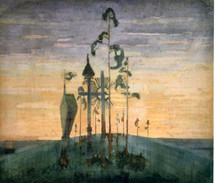 Graveyard Motif - 1909