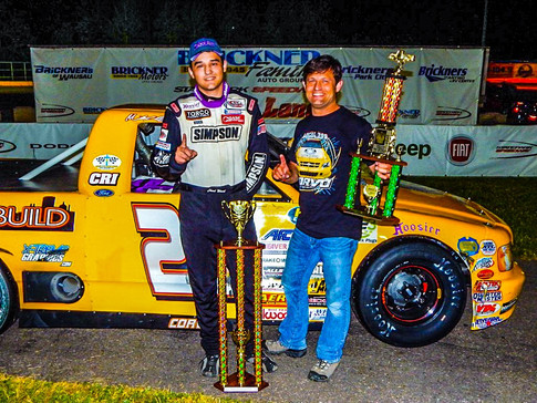 Corvo Takes Triple Crown Win At State Park