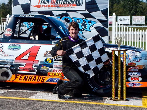 Fenhaus Grabs Labor Day 50 Win