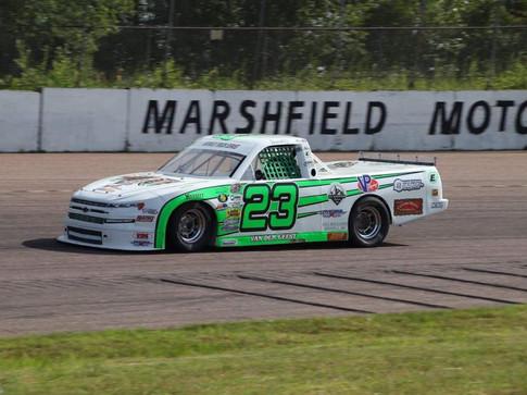 Marshfeild Motor Speedway Race Results 7/13/19