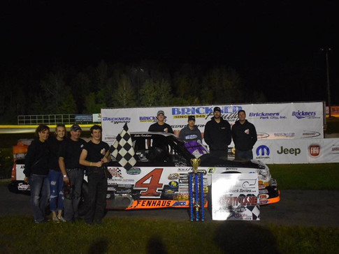 Rookie Fenhaus Grabs Triple Crown Win At State Park