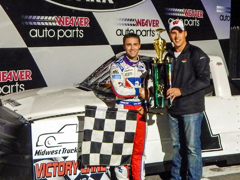 Majeski Repeats In 2017 With DRP Win